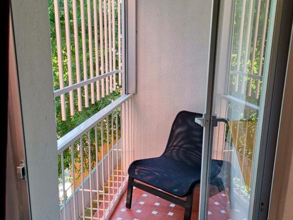 Habitación 1 terraza Arroyo de las Pilillas 15
