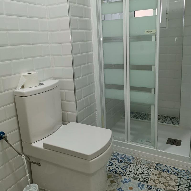 Baño 2 Arroyo de las Pilillas