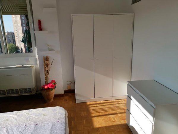 habitación 4-1 en alquiler Madrid