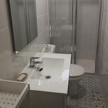 Baño 2 Entre Arroyos 100