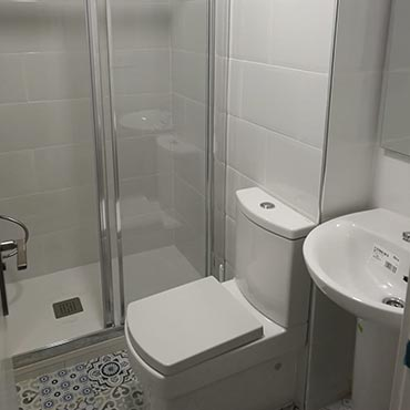 Baño 1 Entre Arroyos 100