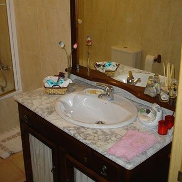 Baño Entre Arroyos