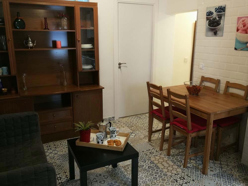 Salón zona común Hacienda de Pavones 53