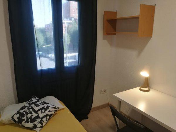 Habitación 1-3 alquiler Moratalaz