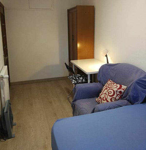 Habitación 4-1 alquiler Moratalaz